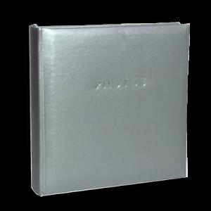 Glamour Silver – 200 Photo Slip-In Album