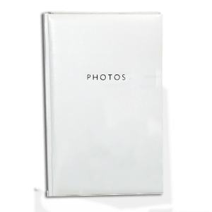 Glamour White – 300 Photo Slip-In Album