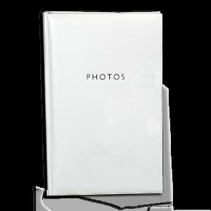 Glamour White – 300 Photo Slip-In Album